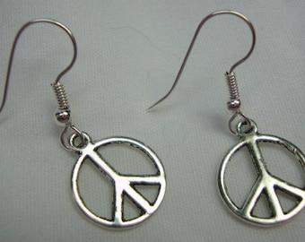 Give Peace a  Chance Earrings
