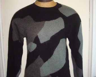Vintage Boy London Sweater RARE Medium Be Different or Be Damned