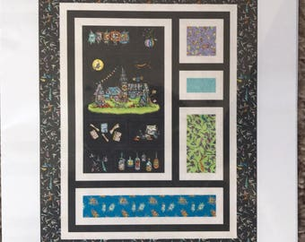 Picture This - A Pieced Quilt by Kari Nichols - Mountain Peak Creations