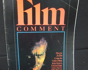 Film Comment Magazine September October 1979