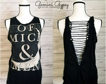 Of Mice & Men Band Tank