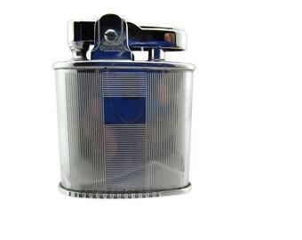 Ronson Triumph lighter/ Engravable Chrome Cigarette Lighter / Made in the USA