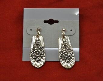 Spoon Earrings Jubilee 1953