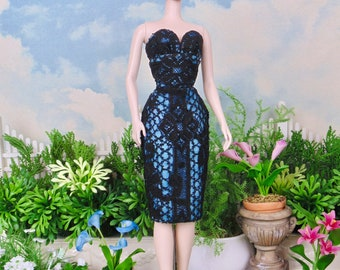 Midnight Lace for Barbie & Victoire Roux