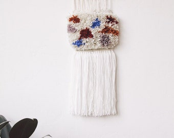 Opal, wall hanging by/ pacific loom