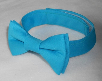 Turquoise Bowtie - Infant, Toddler, Boy-2 weeks before shipping