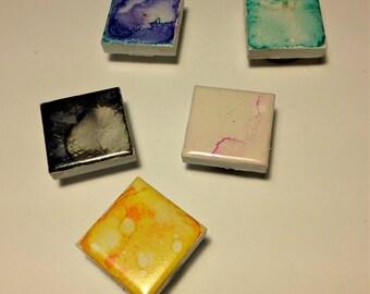 Ceramic Magnet Art