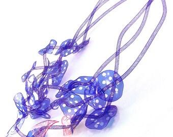 "Necklace collection Aquamadre ""Caterpillar"" (Homi Milano 2015)"