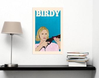 Betty Draper, Mad Men Poster Print Wall Art