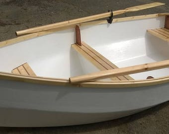 DIY Boat Building Plans for our Rye Bay 228 Dinghy