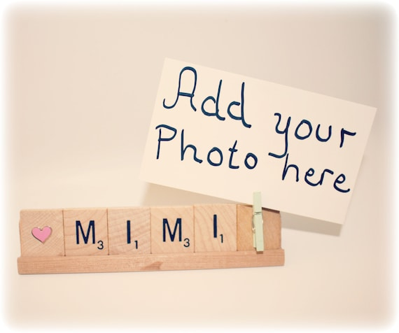 Mimi Photo Mimi Gift Grammy Photo Holder Grammy Frame Mom