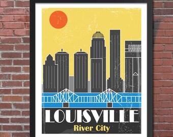 Louisville Skyline, Louisville