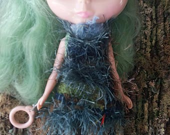 Blythe Mossy Forest Dress