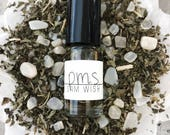P.M.S. // Essential Oil Blend // All Natural // Organic // Vegan