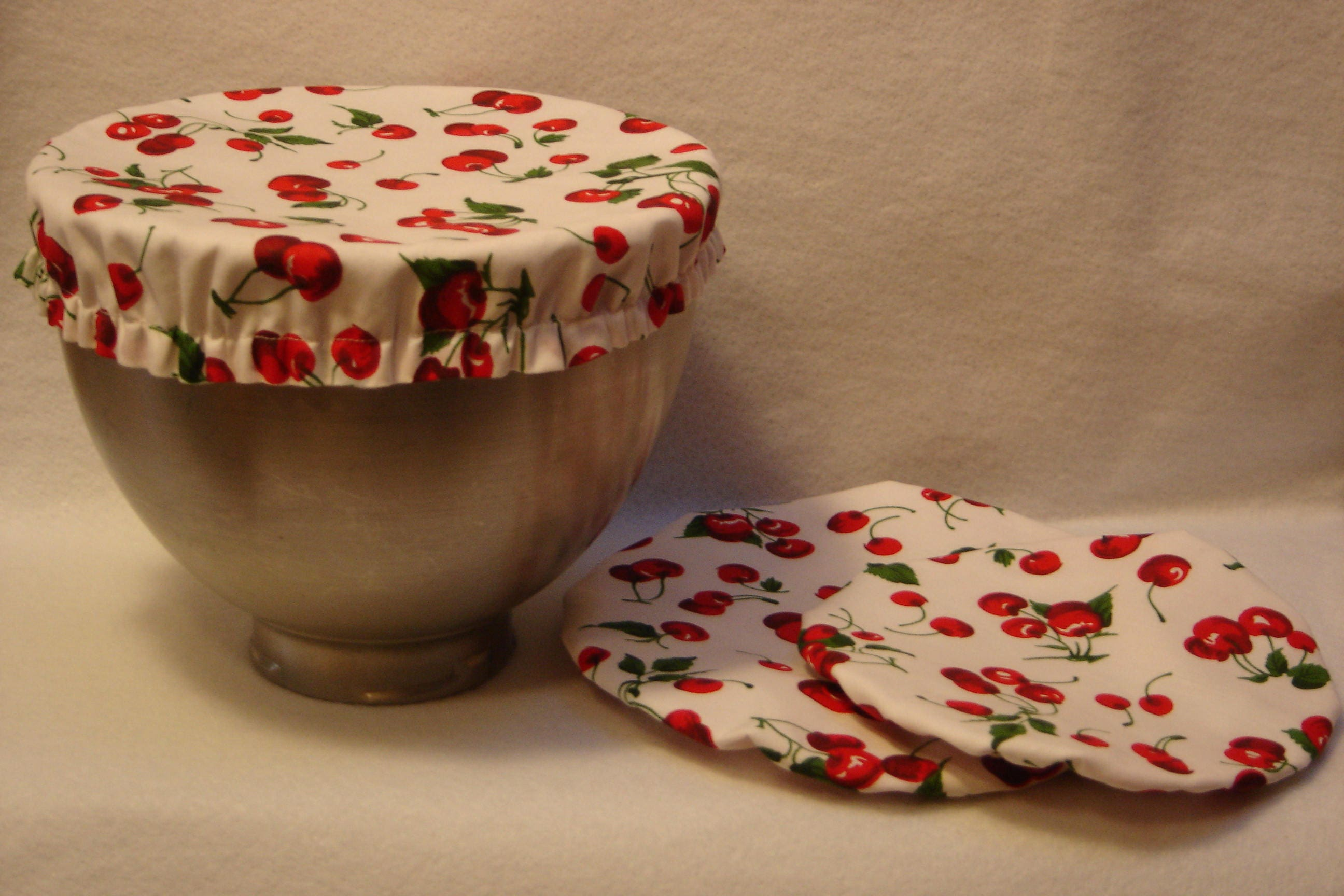 Arti Reversible Set Of 3 Kitchenaid Mixer Covers For Bowls Only For