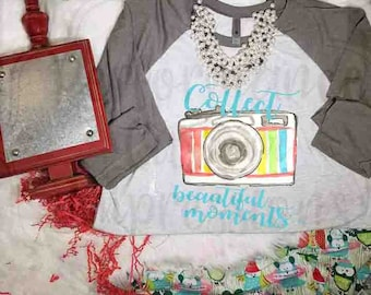 Collect Beautiful Moments Sublimation Transfer ST-CM01