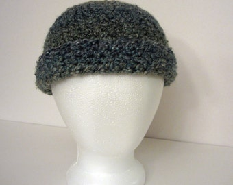 Crochet Hat Pattern: Softy Beanie, Unisex