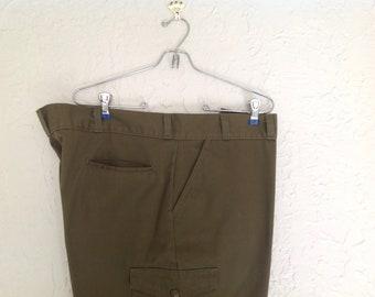 Vintage Adult Boy Scout uniform pants.  42x24 + 2