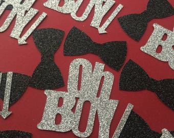 Oh Boy - Bow Tie Confetti - First Birthday - Little Man Party - 30CT.