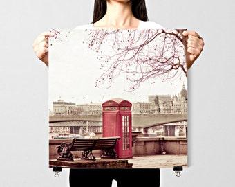 "London Photography, large travel photography, fine art photography - ""London Spring"""