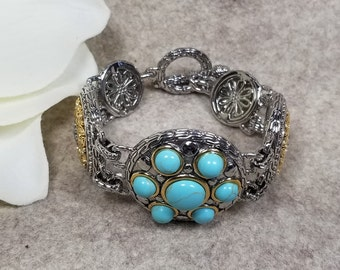 Gorgeous Neoclassic Bracelet