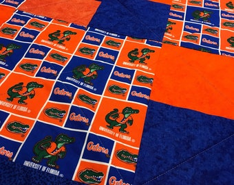 Florida Gators  Quilt