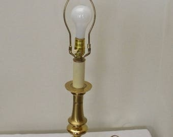 Stiffel lamp etsy vintage brass stiffel table lamp aloadofball Gallery