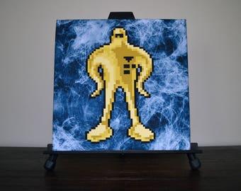 Earthbound Starman Canvas Print