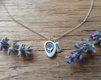 Sprouting Hope Necklace