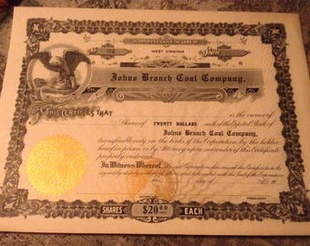 Johns branch oil company 1900-1920s