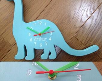 Dinosaur Clocks - 'Dippy'