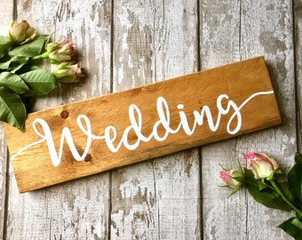 rustic wedding sign, hand painted, personalised, wooden signs, wedding decor, weddings, bride to be