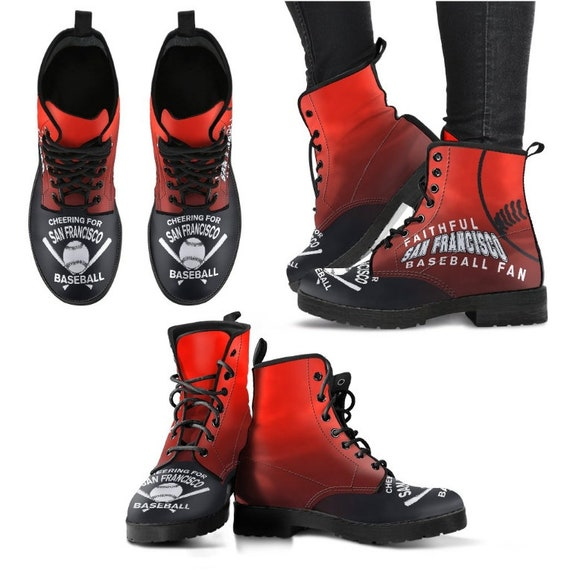 Giants HB Fan Francisco San PP Boots 055D Baseball qx5n4ZHwZ1