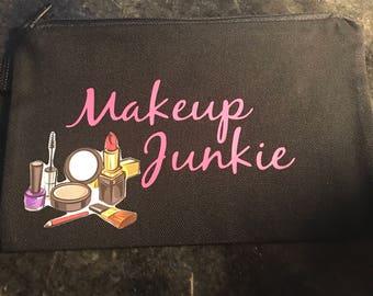 Make Up Junkie bag