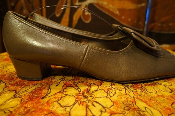 Penny Loafer Style Comfy Shoes Sz Custom 7 50s Shoes Flats 50s Very Leather Vng Mod 5M Oxford Walking Loafer Shoes Vintage Flat 50s wOgIPqx7