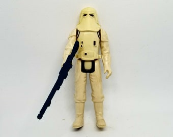 1980 Star Wars Storm Trooper Action Figure