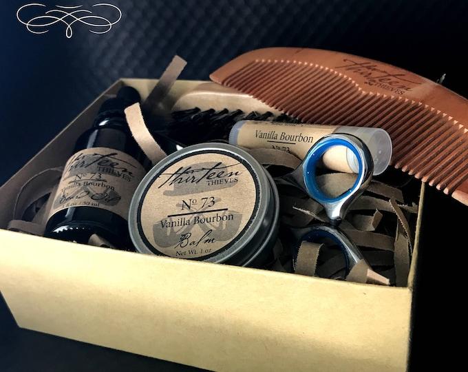 Ultimate Essentials Beard Grooming Kit