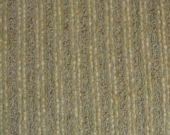 Striped Upholstery Fabric Home Dec Earth Tones Beige