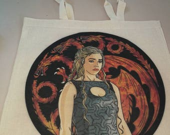 DAENERYS TARGARYEN Shopper (Game of Thrones)
