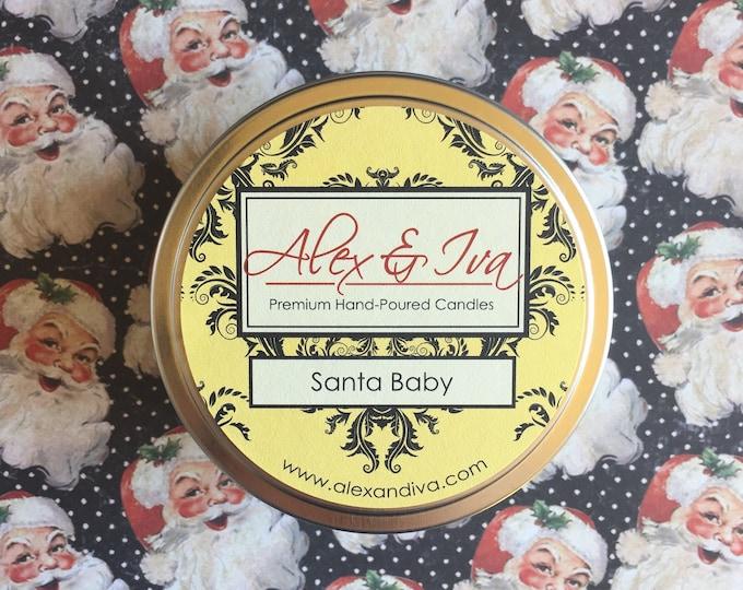 Santa Baby - 8 oz. tin