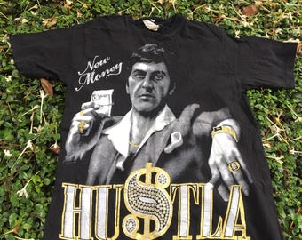 Scarface movie t-shirt/Free Shipping