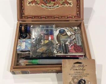 Creative Cigar Box 5, A Little Bird Told Me