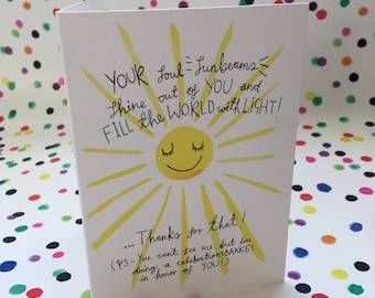Any 5 Phoebe Foxtrot A6 Greeting Cards