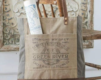 Whiskey without a Headache Tote