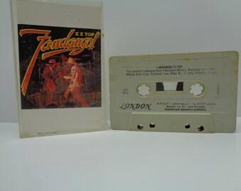 ZZ Top Fandango Cassette