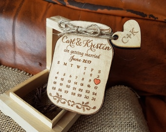 Wedding Save The Dates Etsy