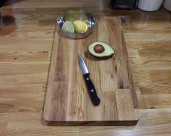 Butcher's Block Cutting Board
