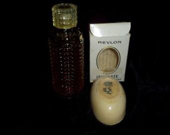Revlon INTIMATE Soap  & Splash Cologne