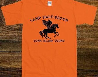 Camp Half-Blood T-shirt available for men and women SM-00026