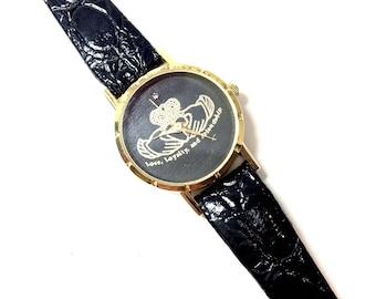 Vintage Claddagh Wrist Watch